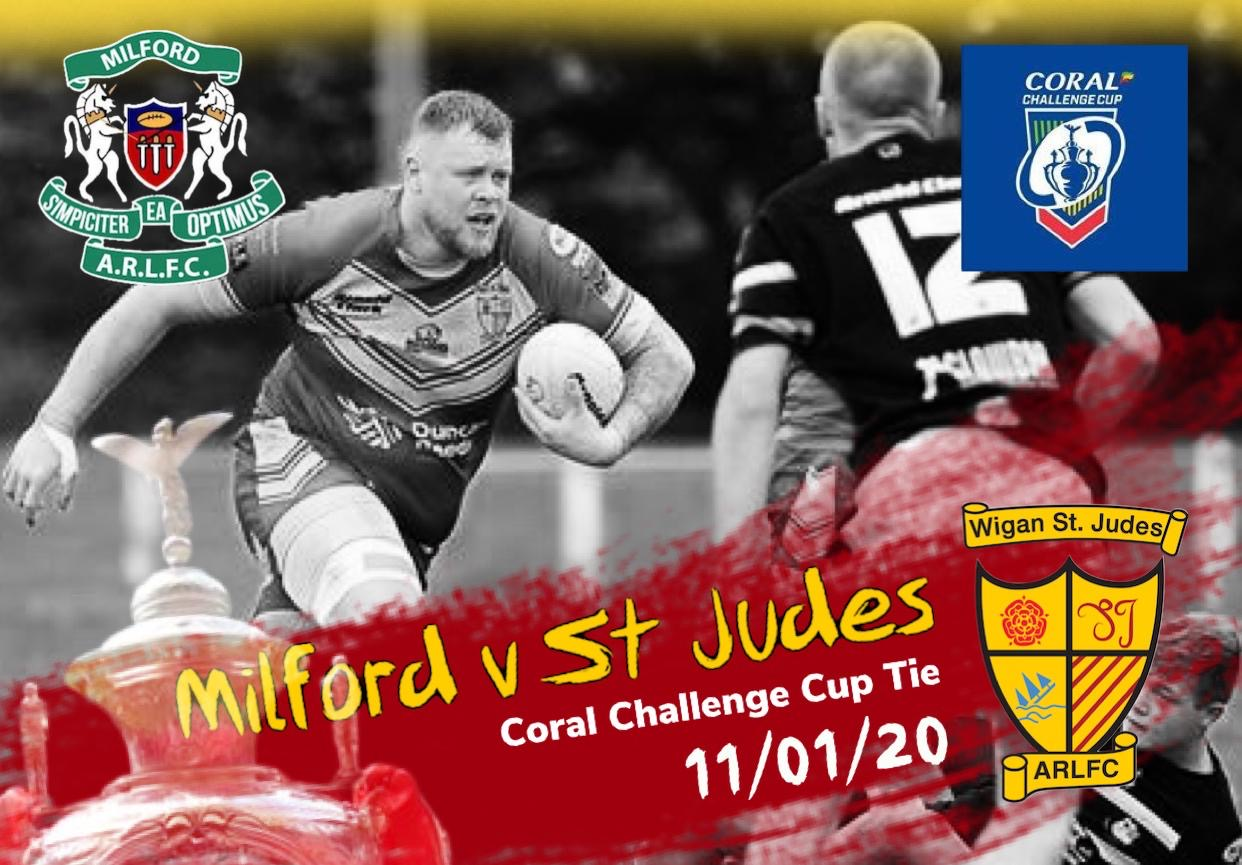 Coral Challenge Cup 2020 - RD 1