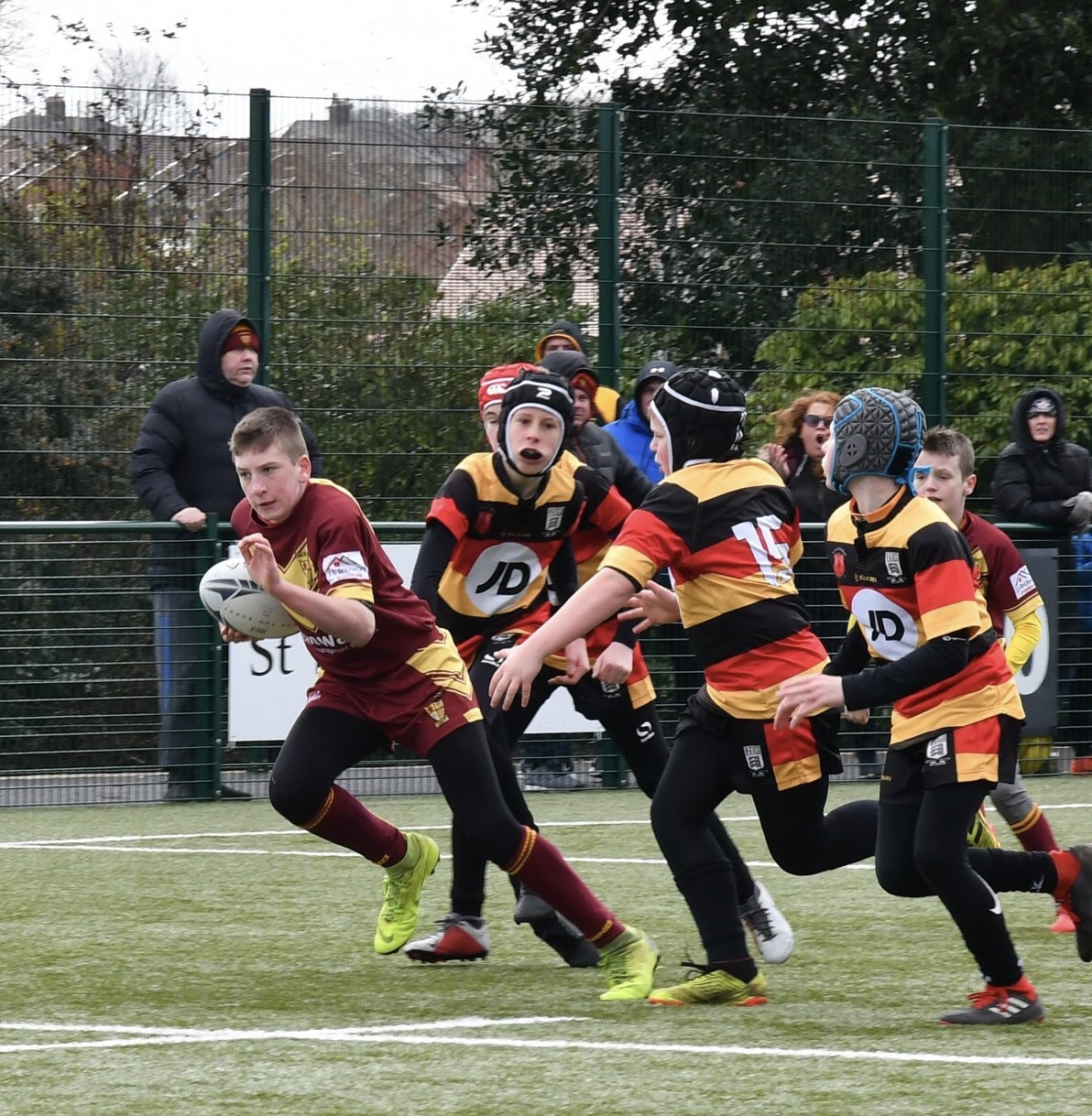 Match Reports - 17th March 2019